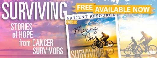 Surviving stories of hope from cancer survivors